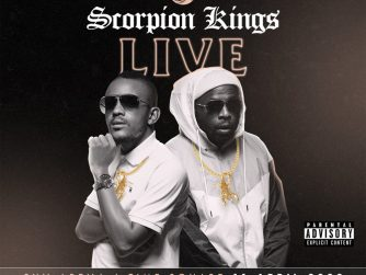 Album review for Scorpion Kings Live