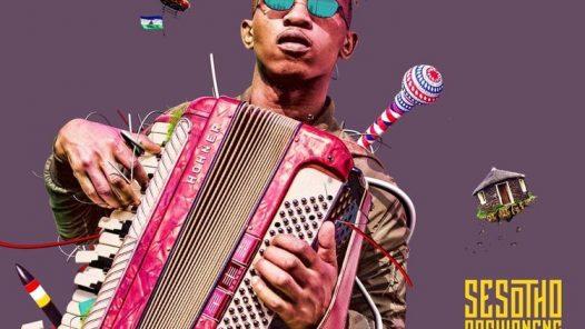Album review for Lesotho's Ntate Stunna known as Mega Hertz