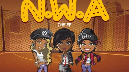 EP review by MJ Wemoto for ShiiKANE's N.W.A project