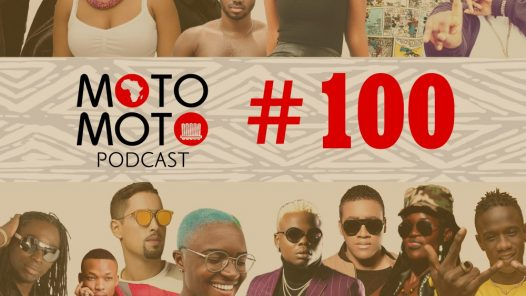 The 100th episode of Moto Moto Podcast