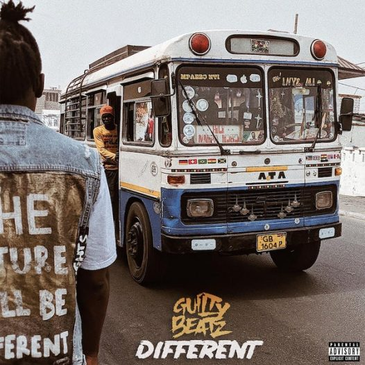 EP Review for Different by GuiltyBeatz