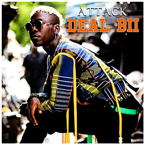 "Album review podcast by Moto Moto Music for Attack's ""Deal Bii"""