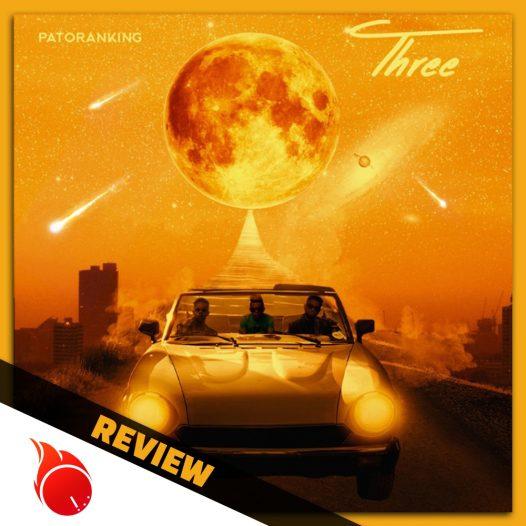 New Patoranking Three album review podcast by MJ Wemoto