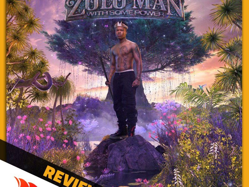 Review for Nasty C's new 2020 album Zulu Man With Some Power