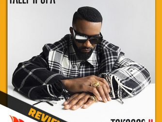 """Album review podcast for Fally Ipupa's brand new project """"Tokooos 2"""""""