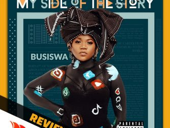 Album review podcast for Busiswa's latest offering 'My Side of The Story'