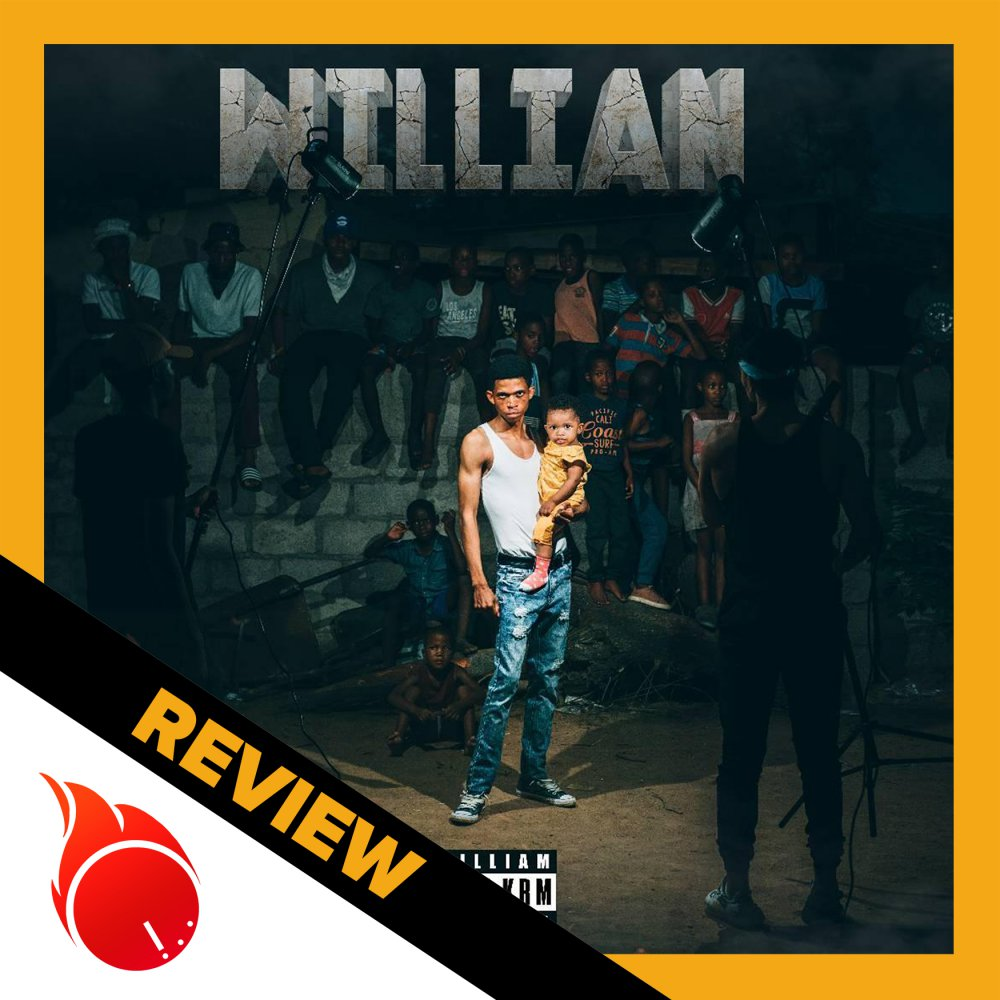 Check out the album review podcast for Willian, the debut album by William Last KRM from Botswana.
