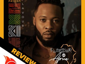 Album review podcast for the new album by Nigerian singer Flavour called Flavour of Africa