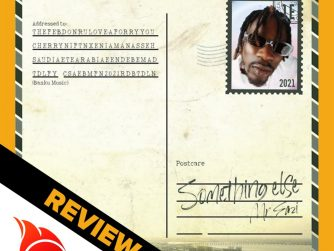 "A review for Mr Eazi's new 2021 EP titled ""Something Else"" featuring Kenyan breakout star, Xenia Manasseh"
