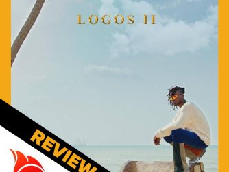 Brand new album review podcast for Pappy Kojo's debut Logos II which is a landmark project for the Ghanaian Italian rapper