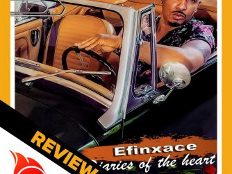 US-based Liberian singer, Efinxace, released his debut album Diaries of the Heart on March 27, 2021 and here is a Moto Moto review for the project