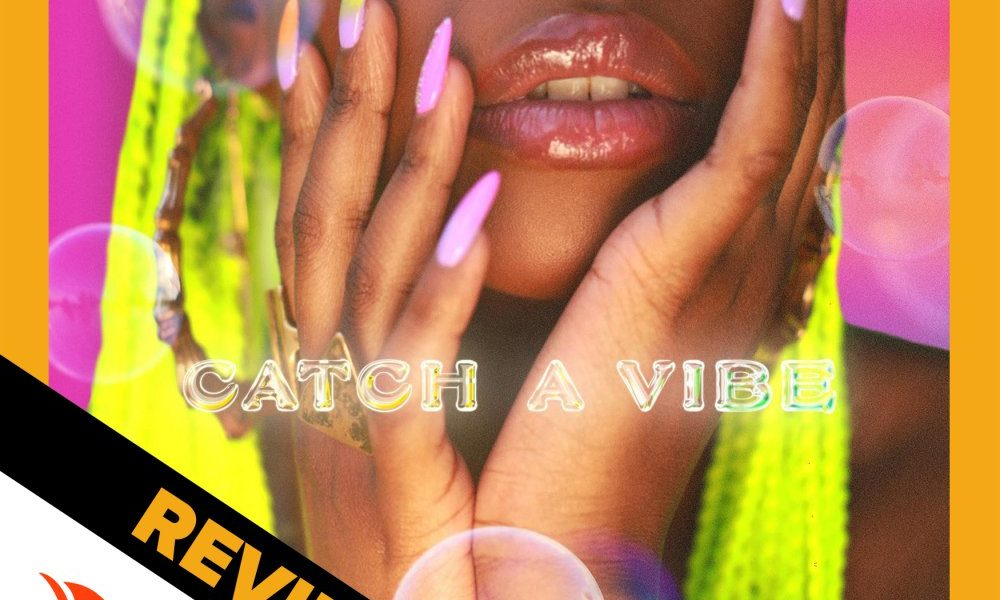 """Here is a review for the new EP by talented Kenyan R&B singer, Karun, titled """"Catch A Vibe"""""""