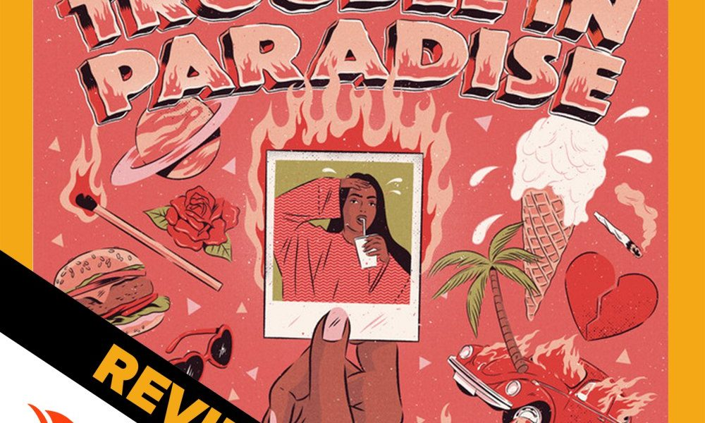 Shekhinah dropped her sophomore album Trouble In Paradise on May 6., 2021 and here is a review by MJ Wemoto