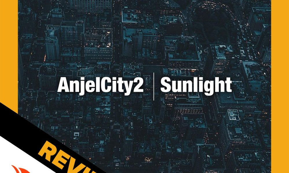 Here is an album review podcast for the new project by AnjelCity2 titled Sunlight - a collection of beats.