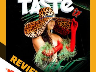 Check out the new review for Nandy's latest EP titled Taste EP. How does the African Princess do on this project? Let's find out!
