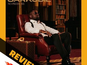 Sarkodie new album titled No Pressure is here and you know a Moto Moto Review is a must for some of these things! Here we go, Ghana eti sen?