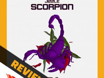 Gambian music star, Jizzle releases his Scorpion Vol 2 EP after the success of Scorpion Vol 1 in 2020. Let's find out if it bangs or nah