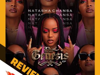 """Zambia's Natasha Chansa dropped her debut EP titled 'The Genesis EP"""" on October 1, 2021 and here's a Moto Moto review of the project"""